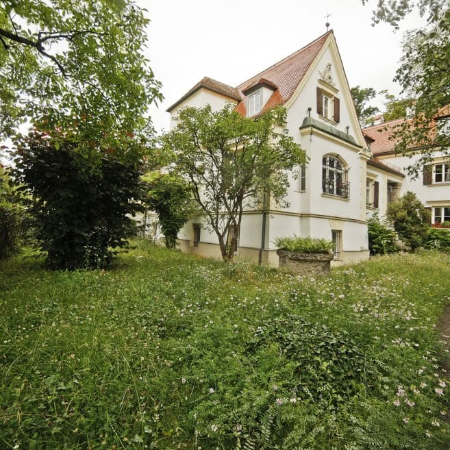 Denkmalgeschützter Altbau in München Laim